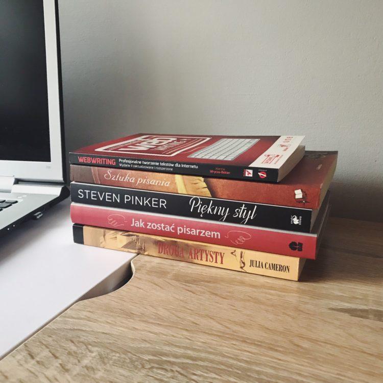 książki o pisaniu